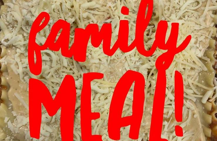 Taproom Grocery Box & Family Style Meals