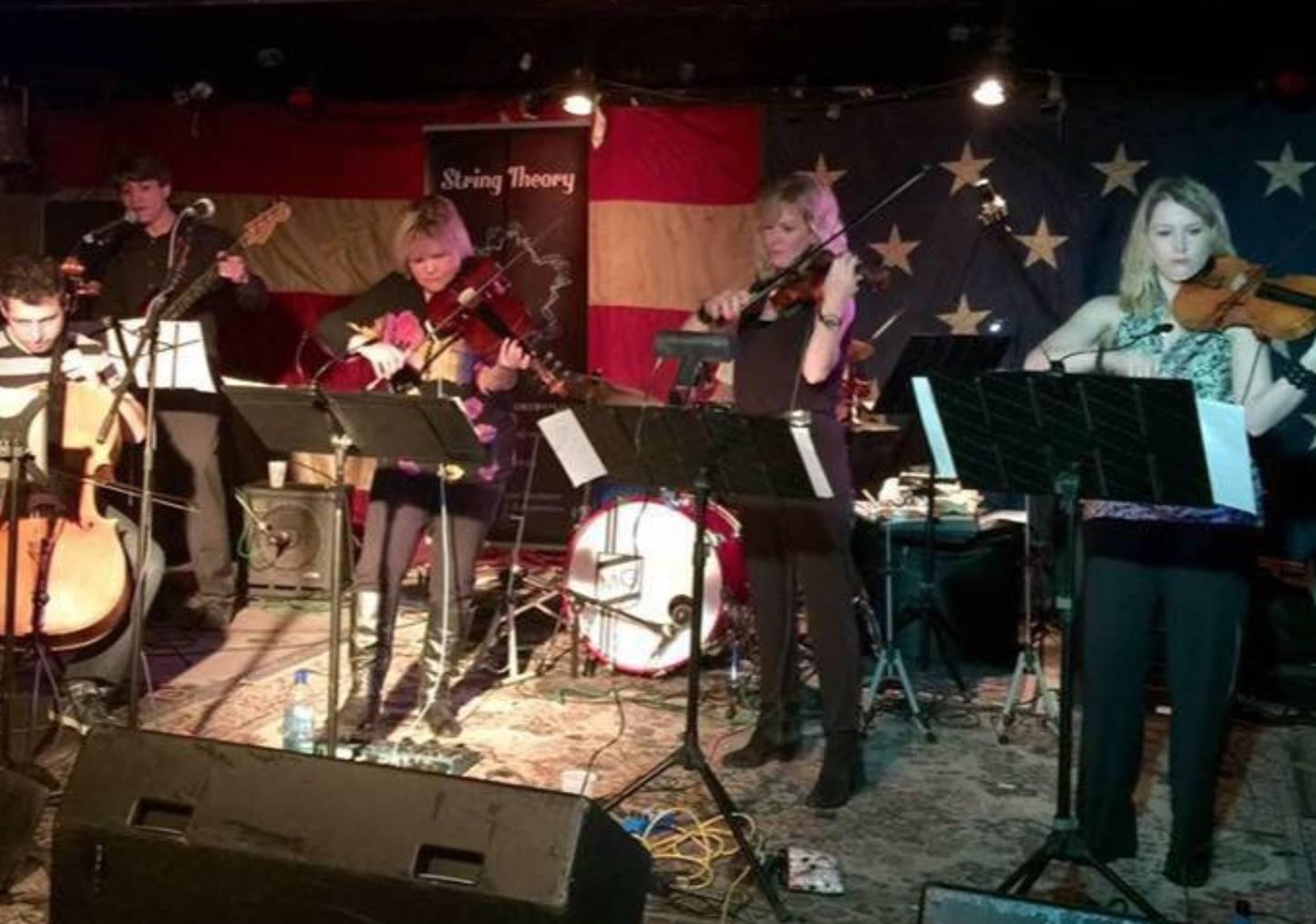 Live Music w/ String Theory Birmingham