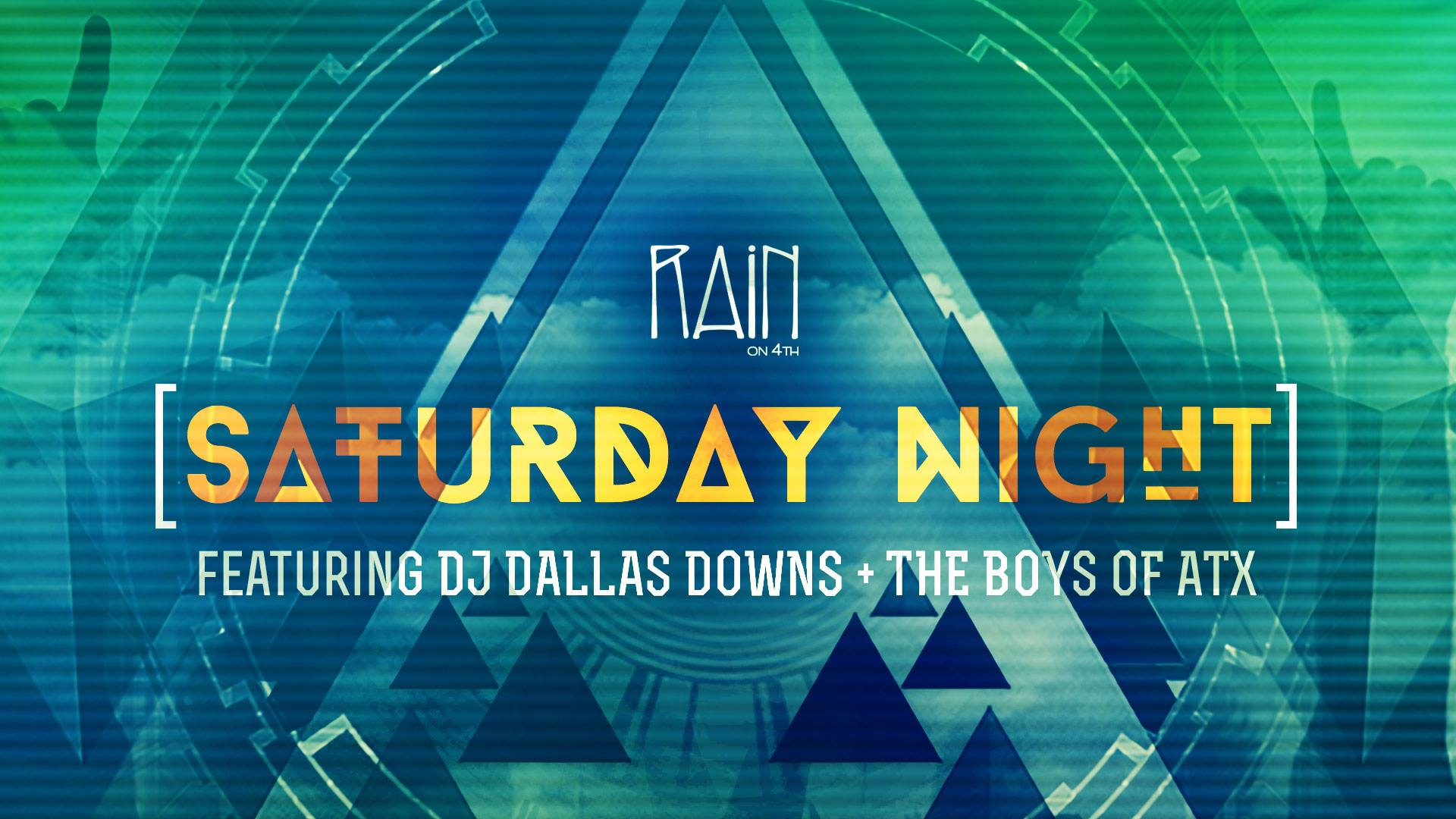 Saturday Night w/ DJ Dallas Downs