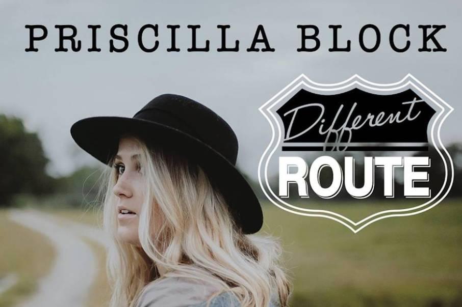 Priscilla Block Live at Puckett's