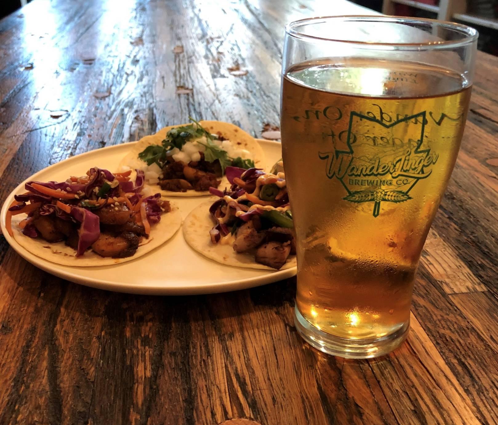 Tacos & Beer w/ Cart & Seoul