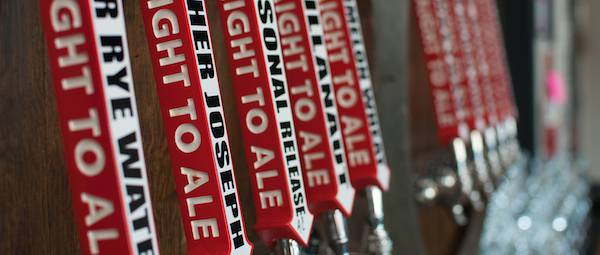 Straight To Ale Tap Takeover