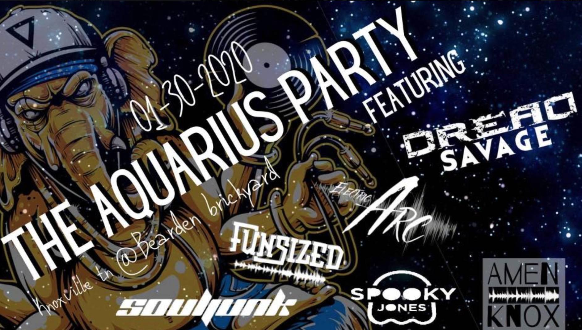The Aquarius Party