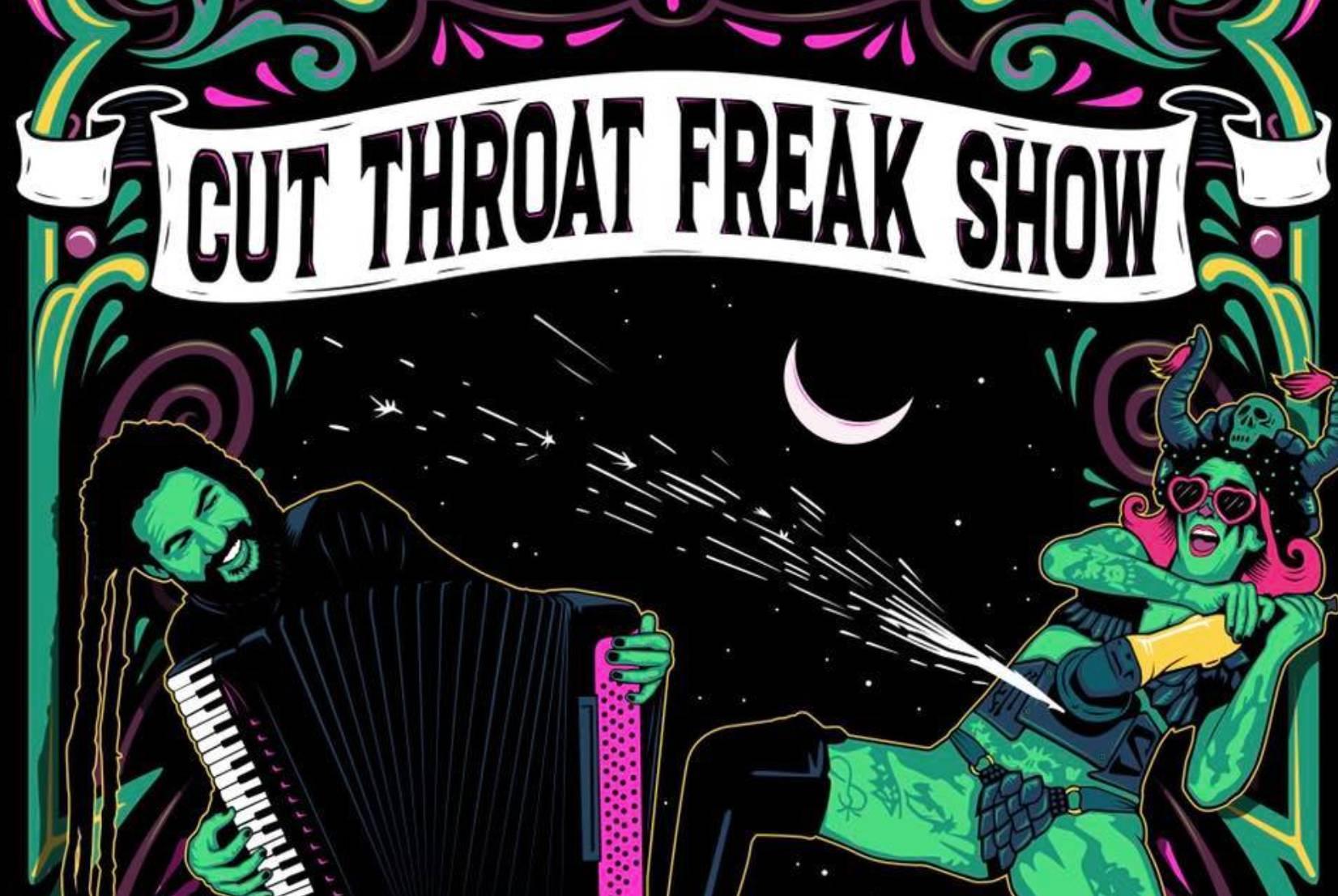 Cut Throat Freak Show