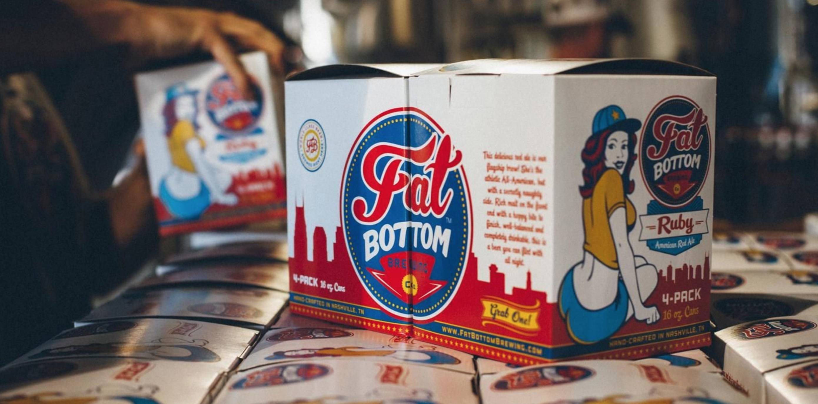 Fat Bottom Launch Party