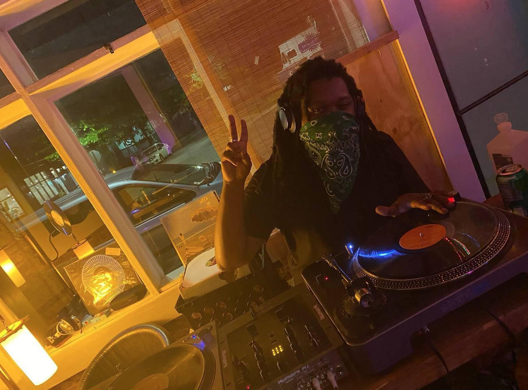 DJ Nicotene Zen