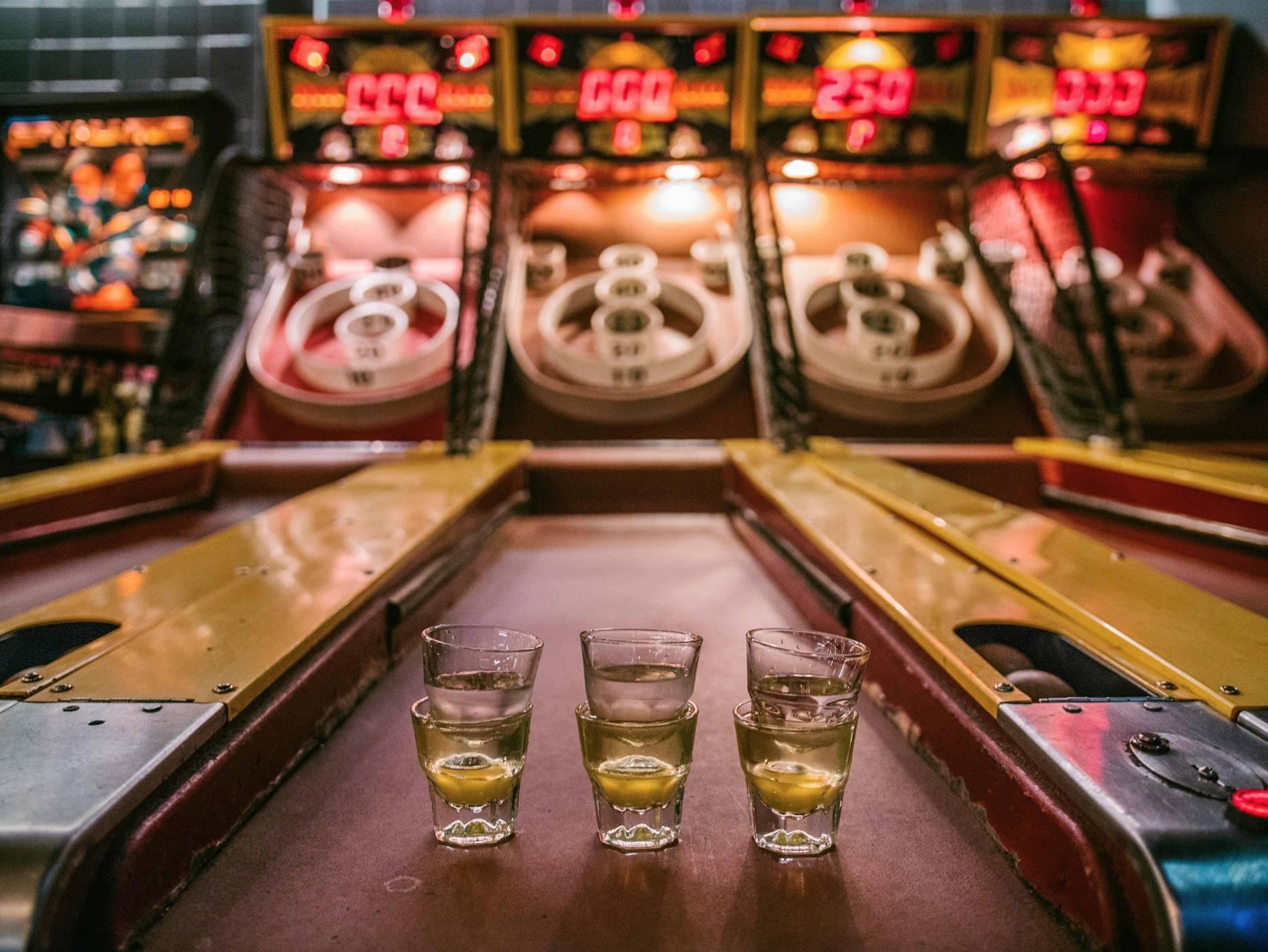 Free Game Play & $4 Mimosas