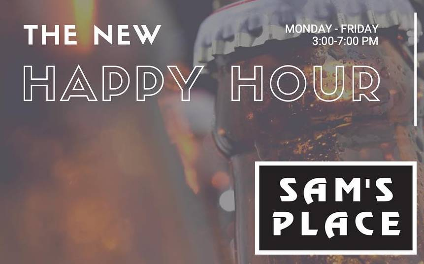 Happy Hour at Sam's