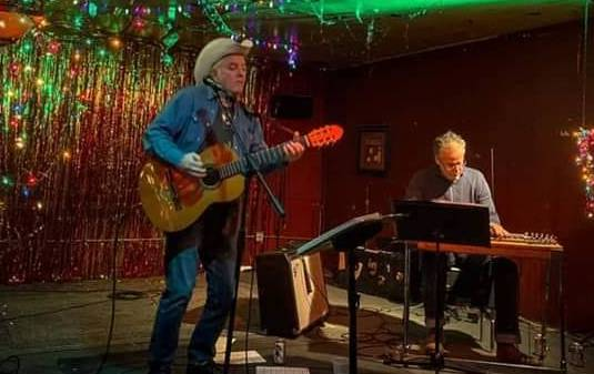 Jon Byrd Live at Springwater