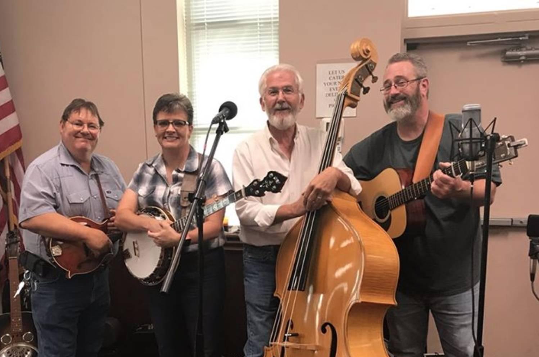 Live Bluegrass w/ New Grass Express