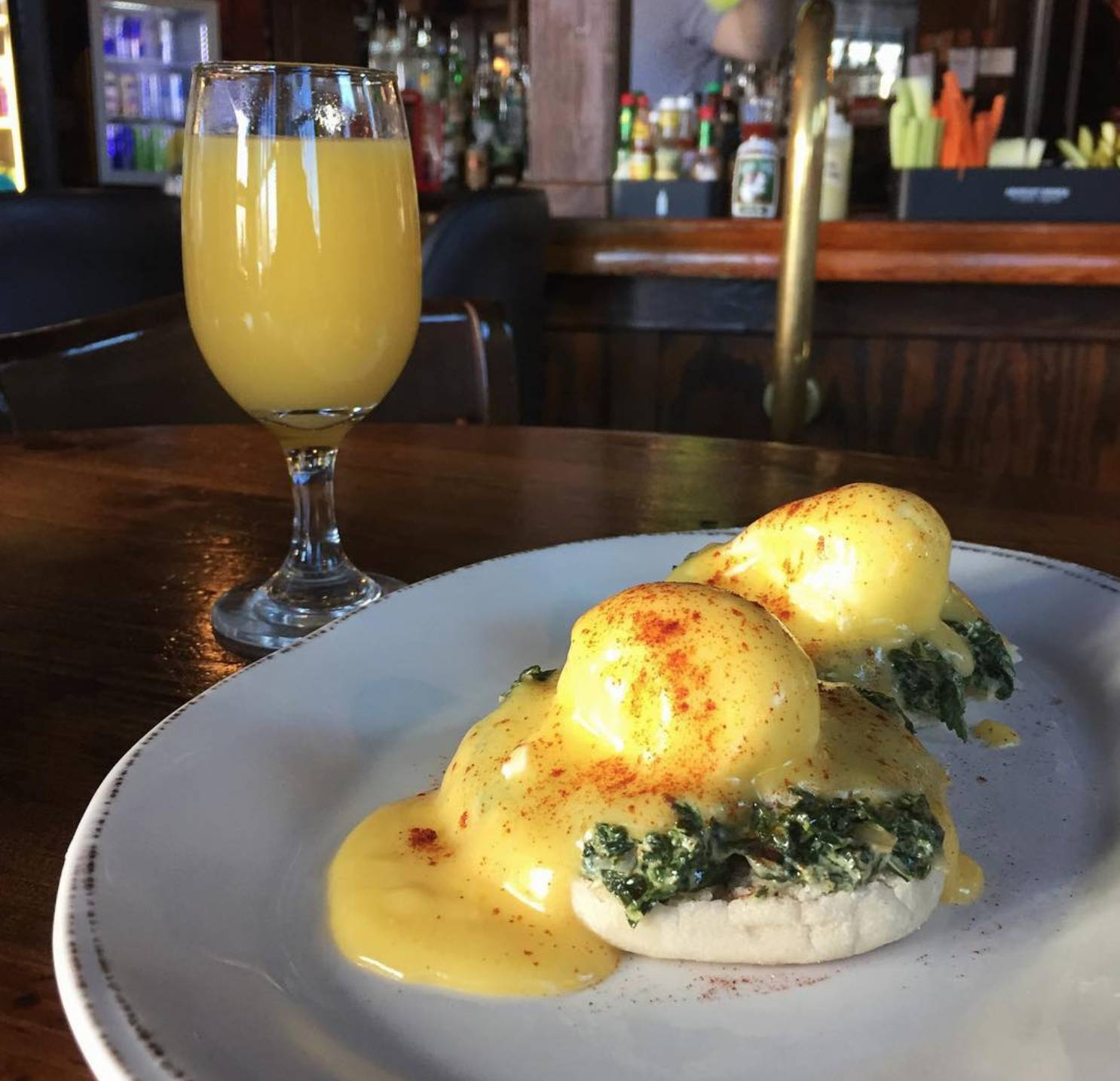 Sunday Brunch w/ $2 Mimosas