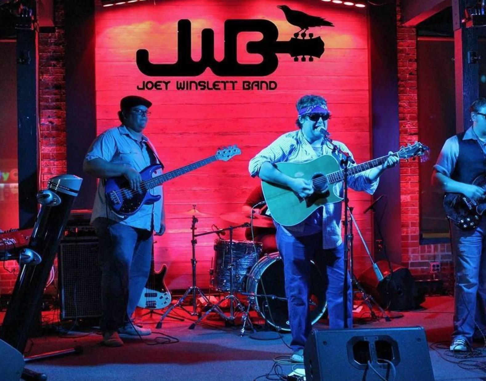 Live Music w/ Joey Winslett