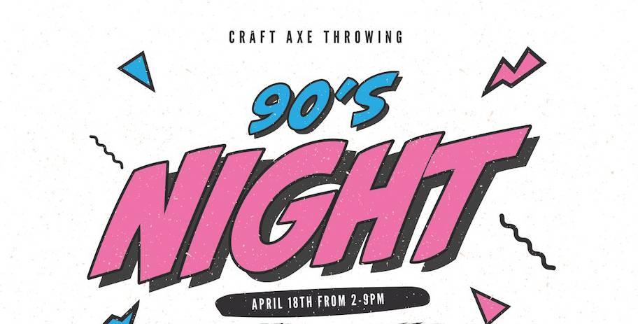 90s Night!