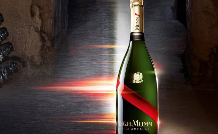 Race Into May ft. GH Mumm