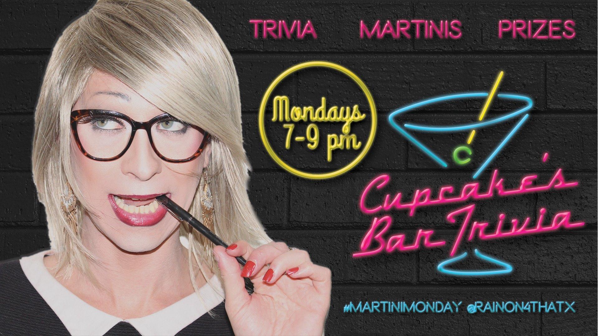 CupCake Bar Trivia