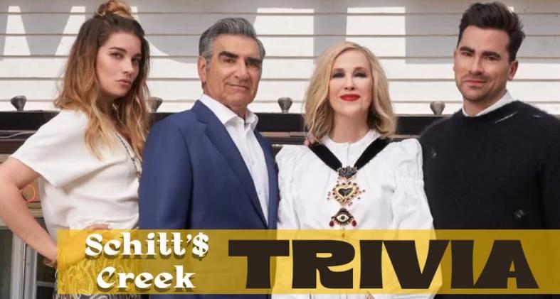 Schitt'$ Creek Trivia Event