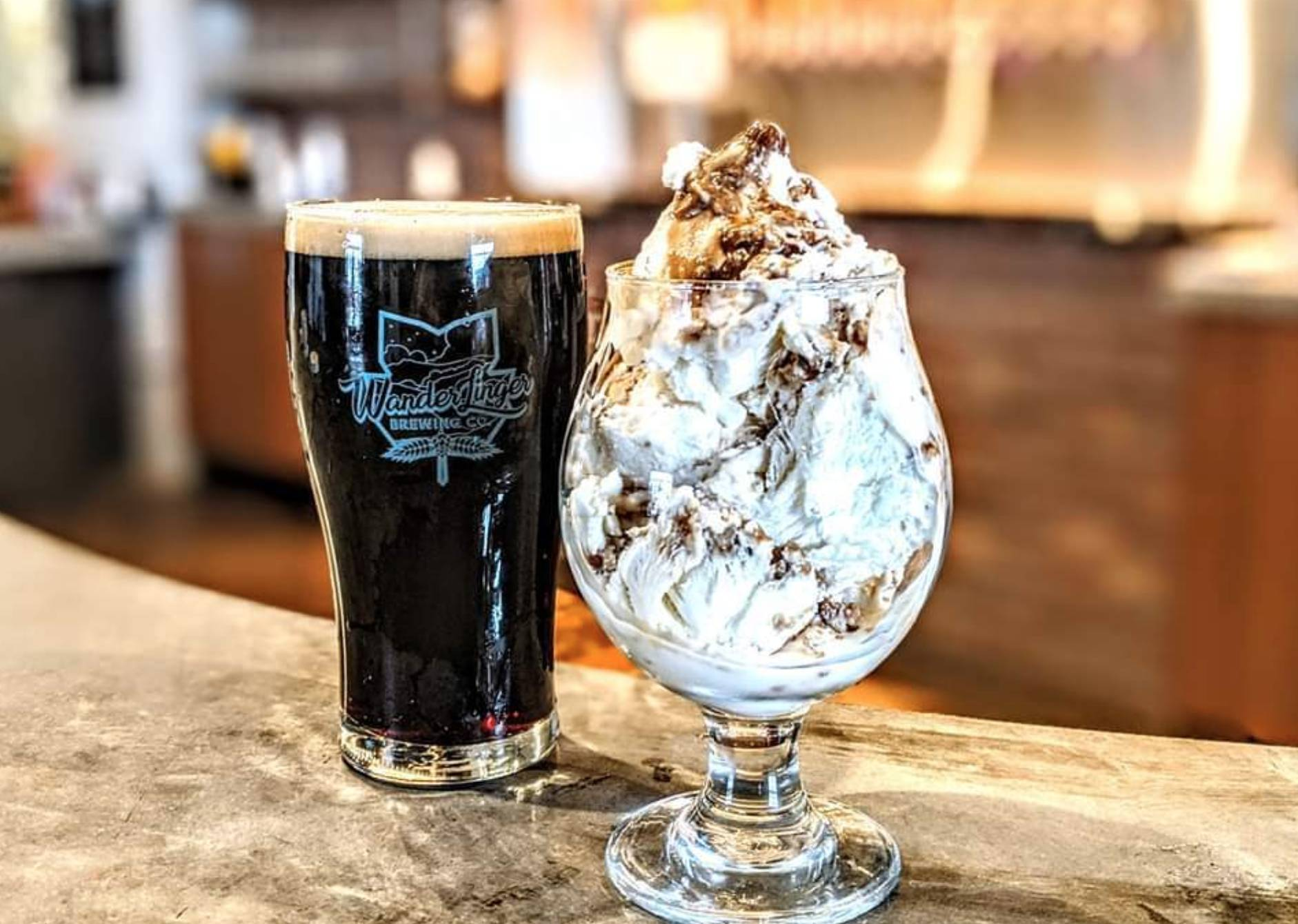 Beer Pairing w/ Clumpies Ice Cream Co