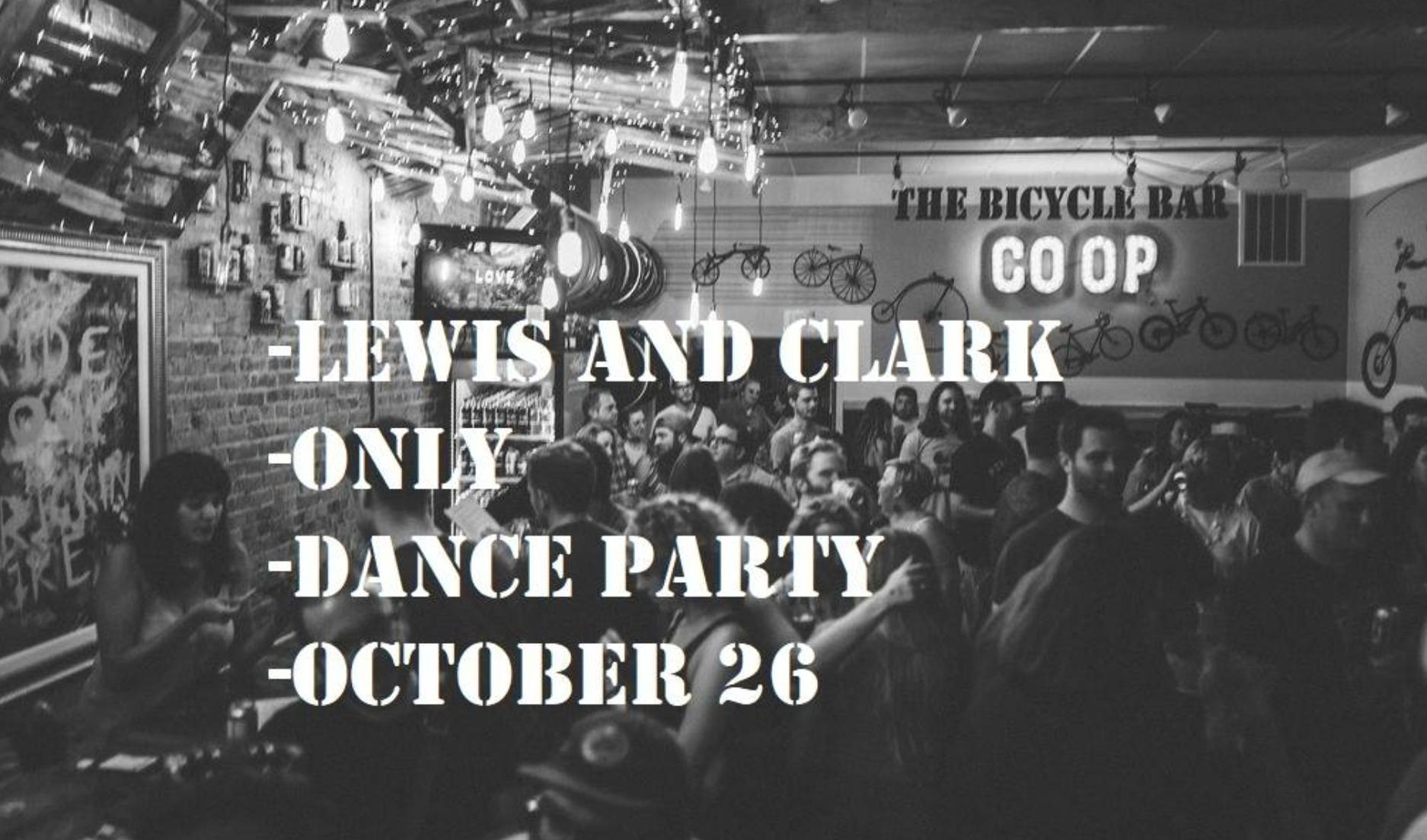 Lewis and Clark / Only / Lukang /Halloween Party