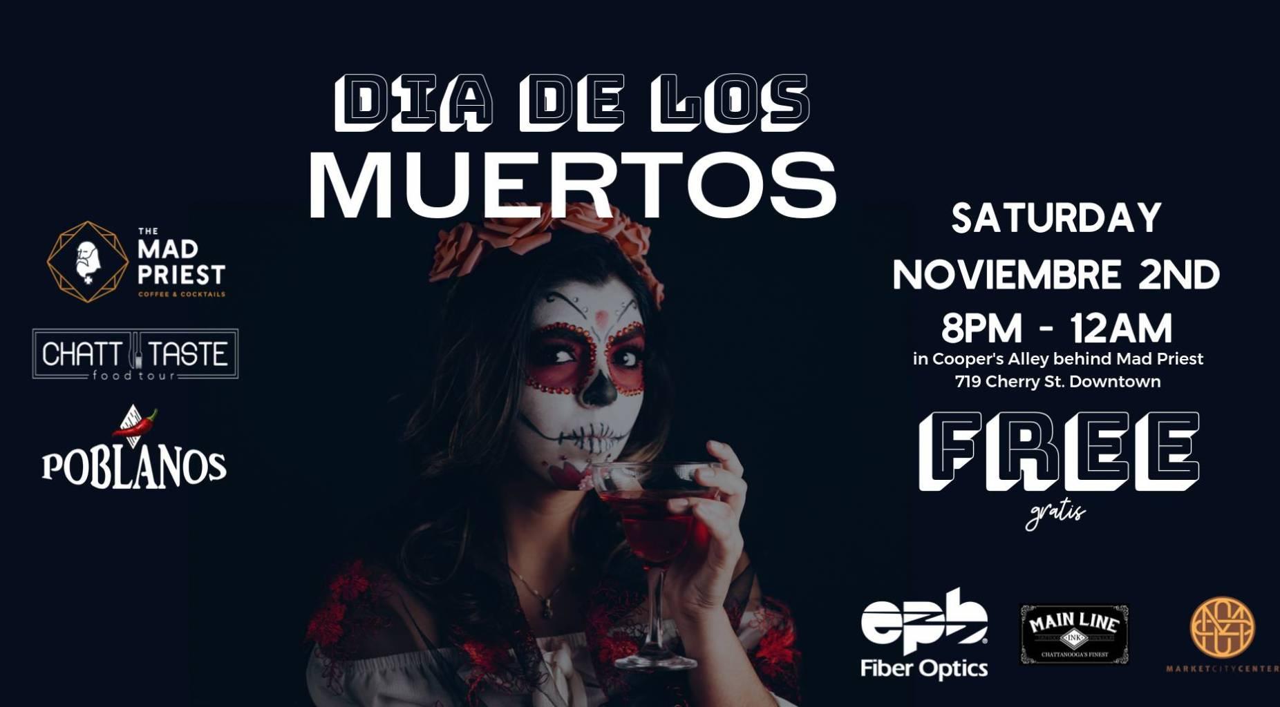 Dia De Los Muertos & Cocktail Party