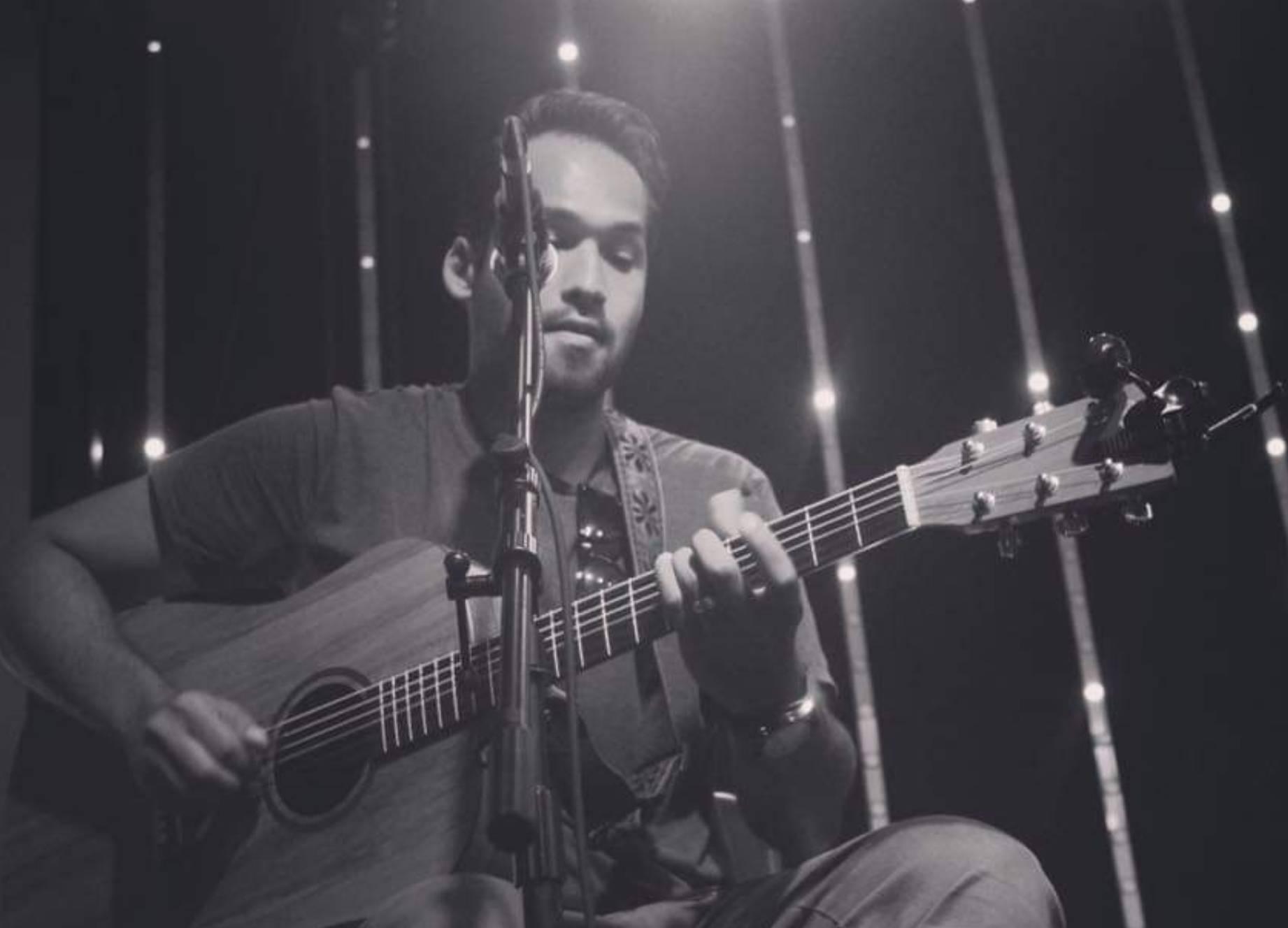 Live Music w/ Blake Brock