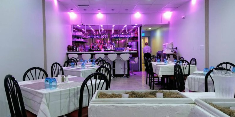 Vinny's Greek and Indian Grill