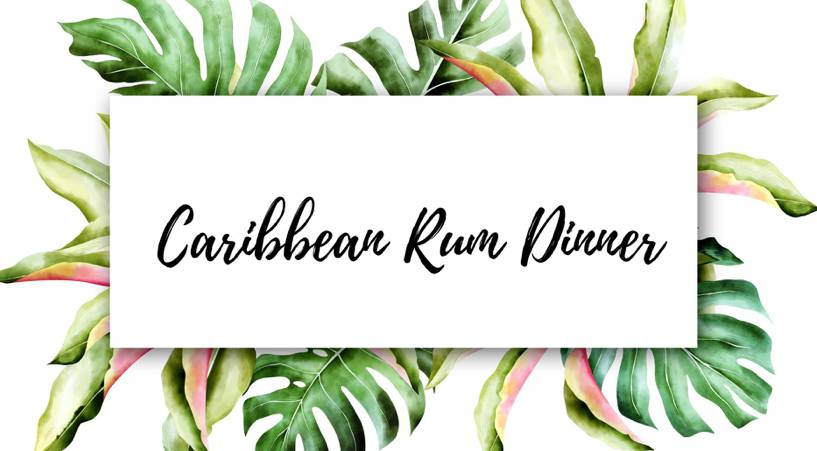 Caribbean Rum Dinner