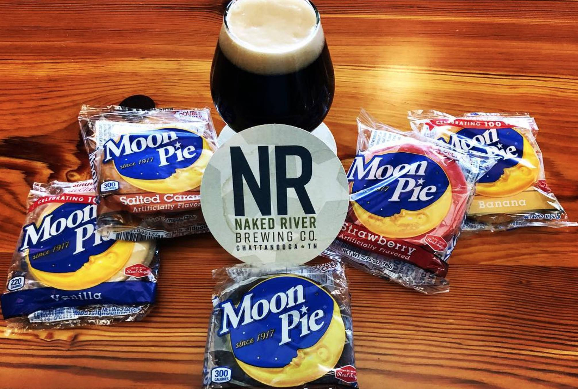 Moon Pie Monday