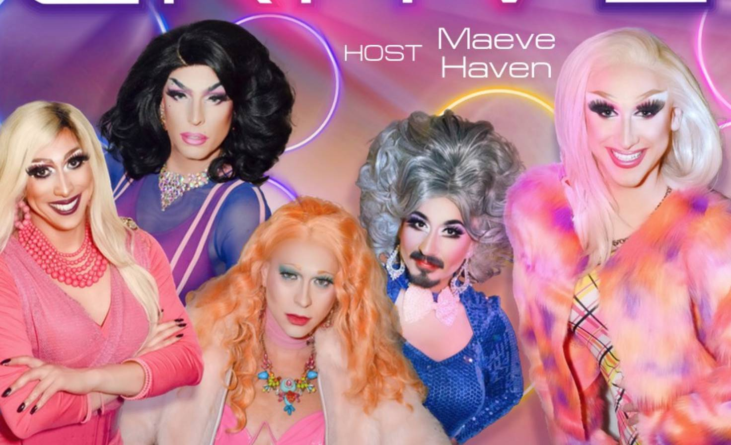 CRAVE Drag Show