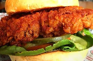 Hot Chicken Week at HiFi Clyde's
