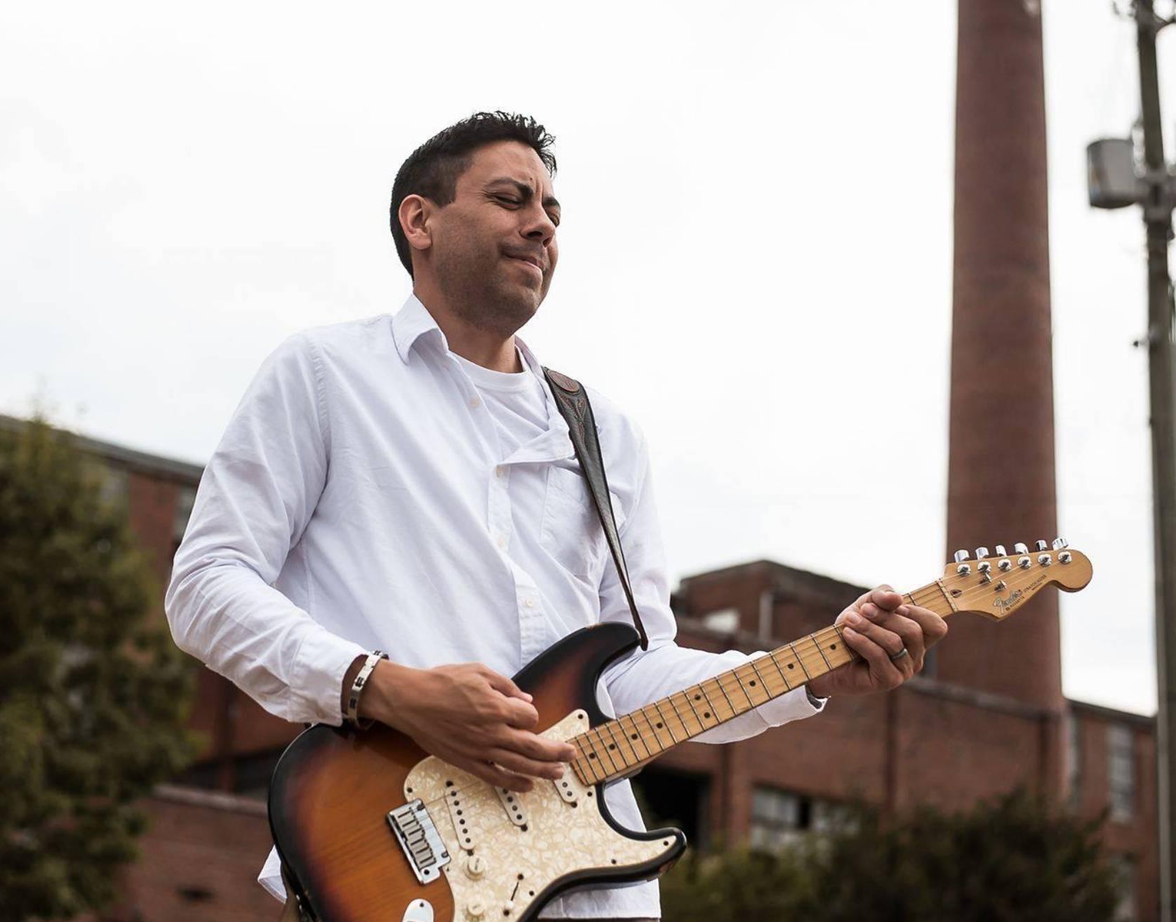 Live Music w/ Eric Rhodes