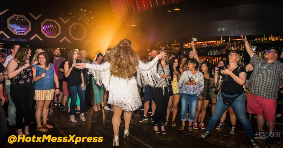 Hot Mess Express Drag Show