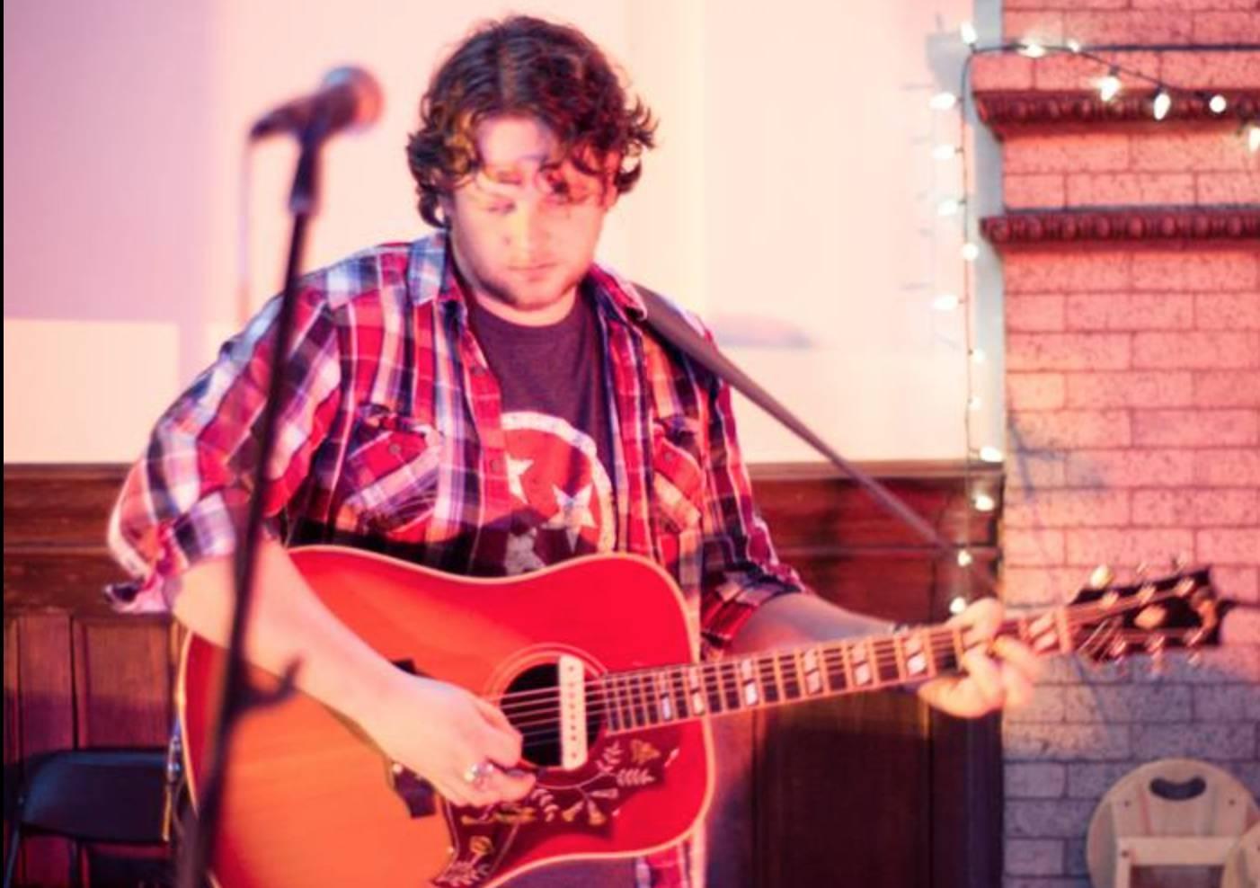 Live Music w/ Brandon Hudson
