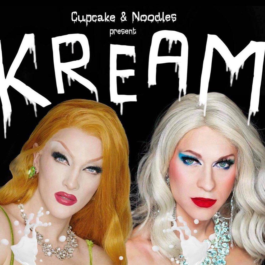 KREAM w/ Cupcake & Noodles