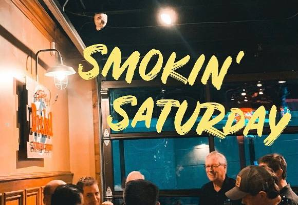 Smokin' Saturdays