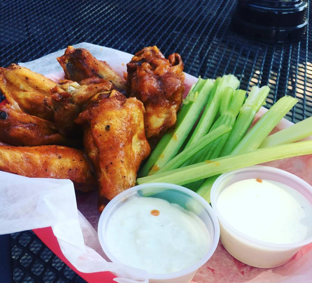 $.75 Wing Day & Happy Hour (3-9)