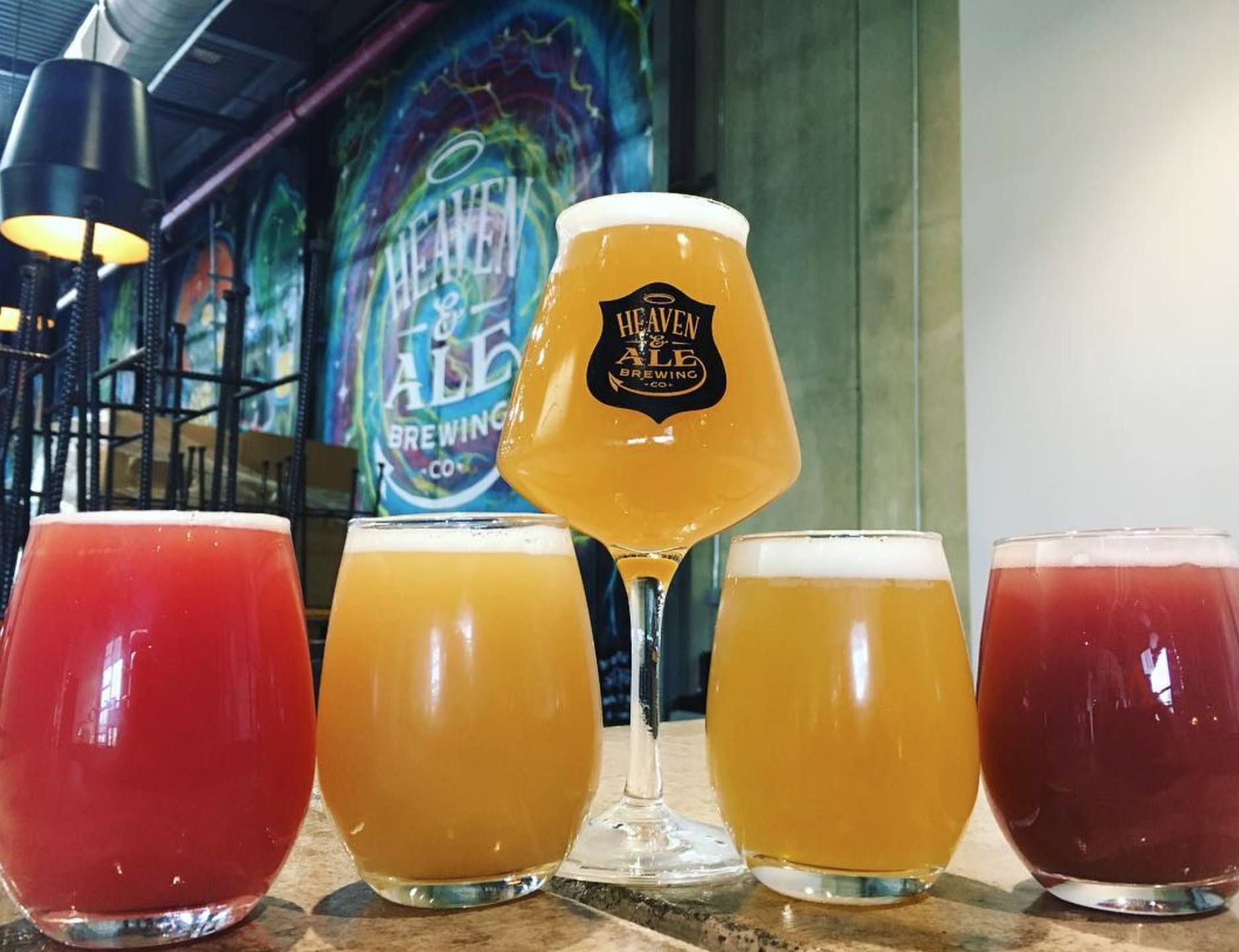 TAPROOM OPEN & Curbside Pickup