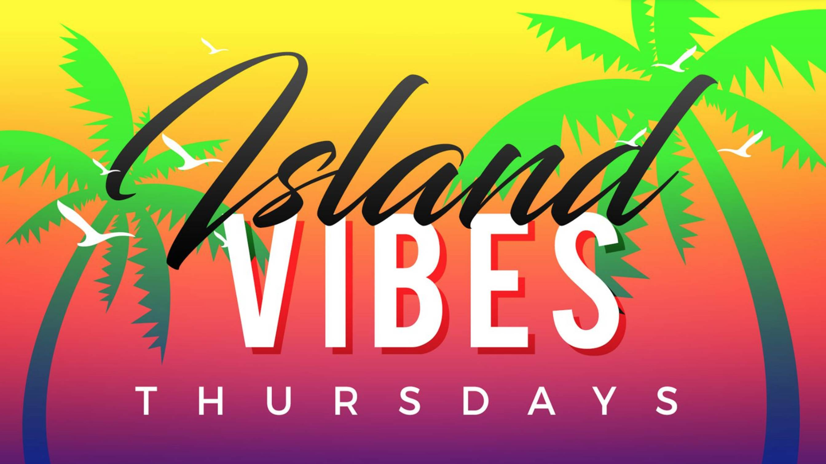 R&B Island Vibes w/ Daryl Lockhart