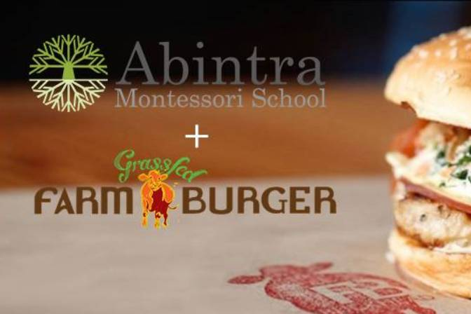 Abintra Night at Farm Burger