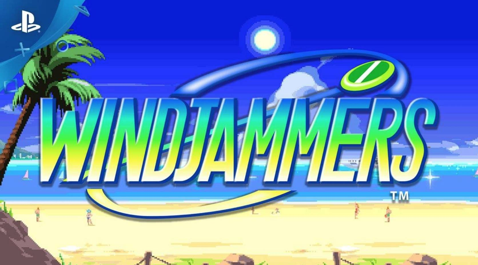 Windjammers Tourney (Nintendo Switch)