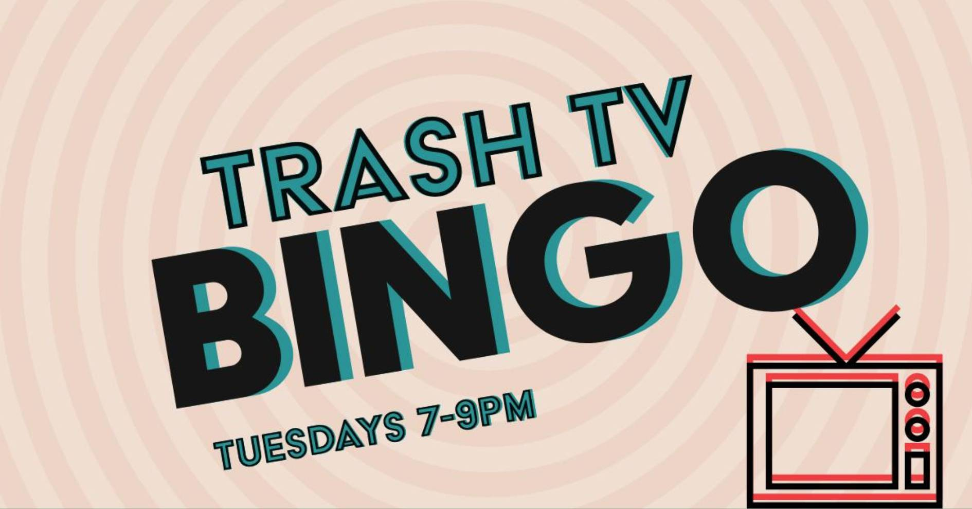 Trash TV Bingo