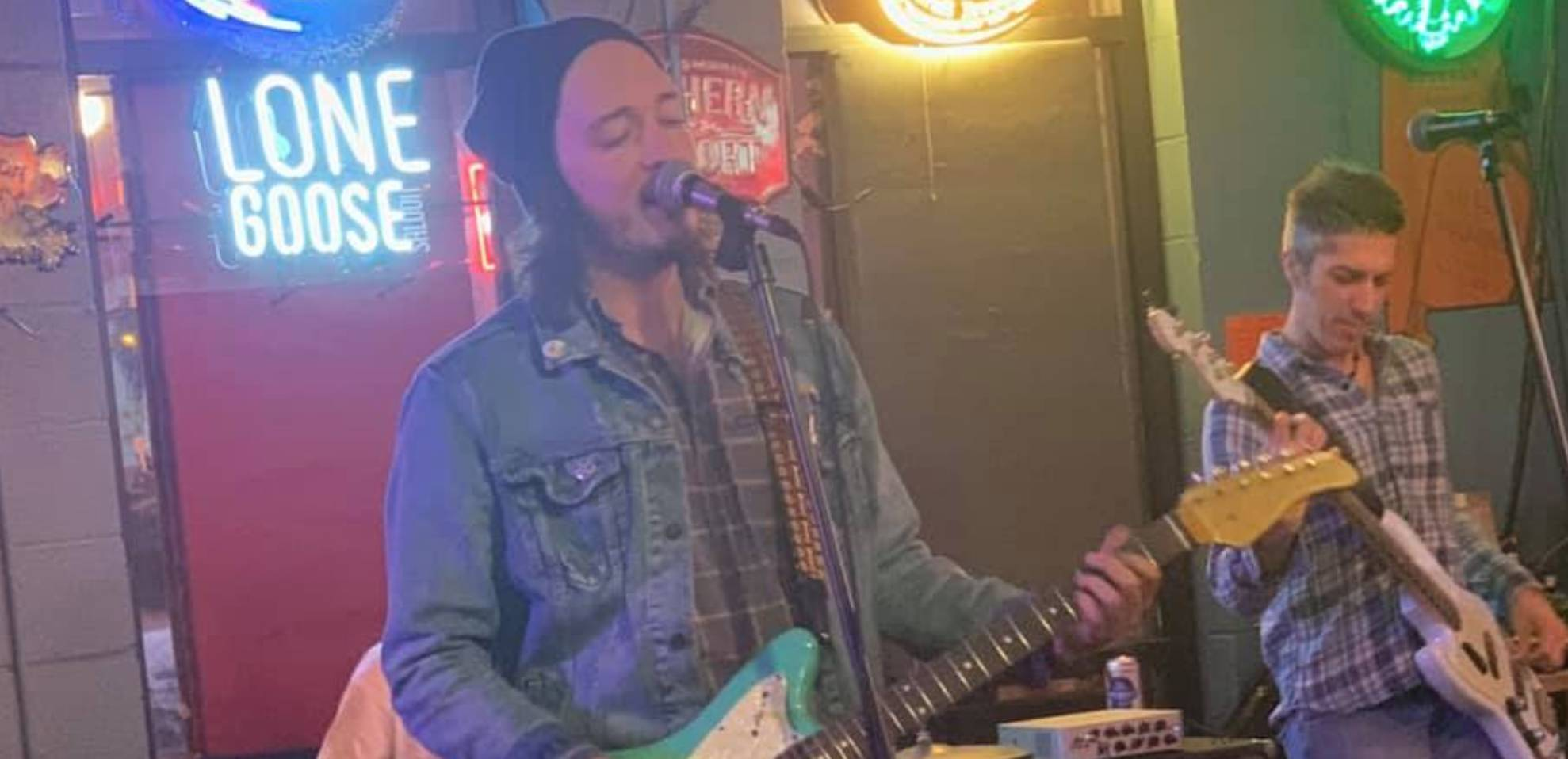 Live Music w/ Stone Anderson