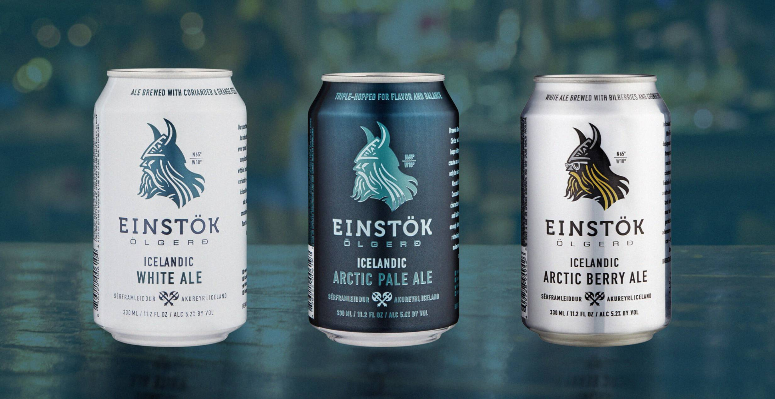 Steal a Pint with Einstök Brewing