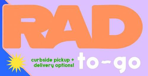 RAD Curbside Pickup & Delivery