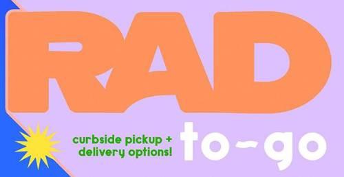 RAD Curbside Pickup