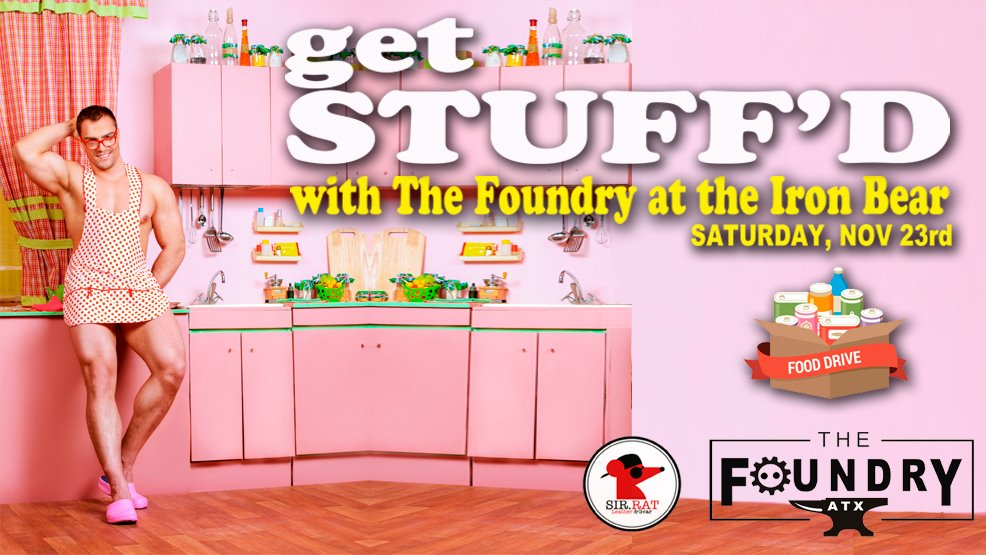 Get Stuff'd w/ The Foundry