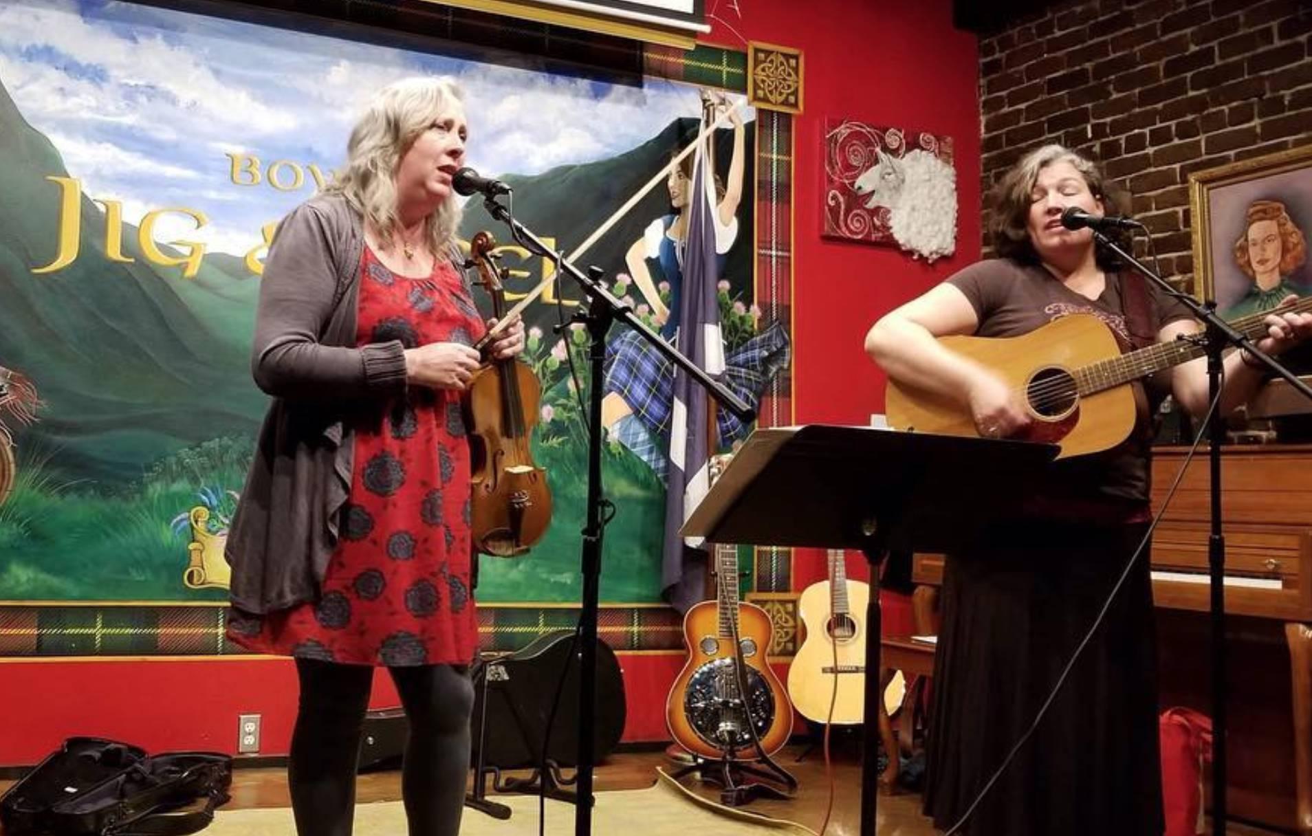 Live Music w/ Sarah & Griffin