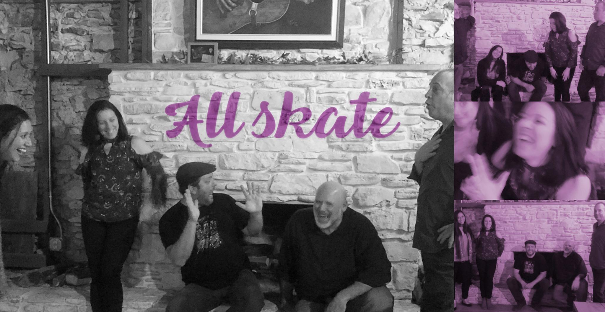 Live Music w/ All Skate