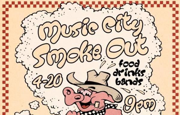 Music City Smoke Out