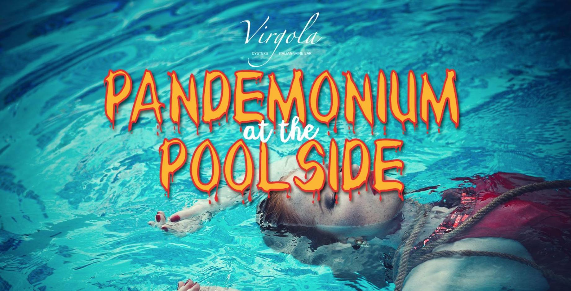Murder Mystery Party: Pandemonium at the Poolside