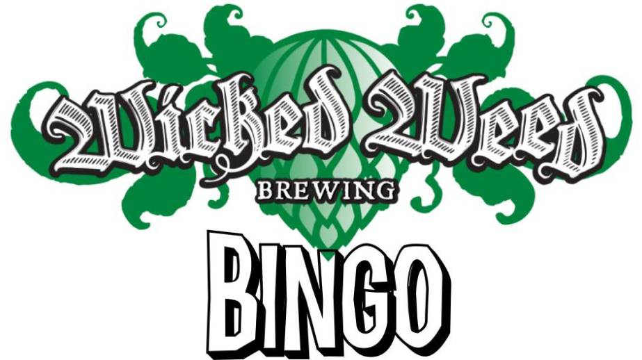 Wicked Weed Bingo!